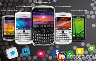 Paket Blackberry Indosat Mail dan Chatting Mentari IM3
