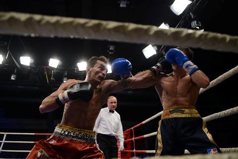 I Dolce & Gabbana Italia Thunder battono gli Ukraine Otamans per 4-1
