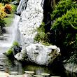 10  jazierko s vodopádom a leknami.JPG