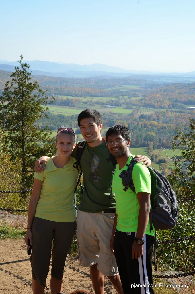 First Trip to Vermont - The Green Mountain State
