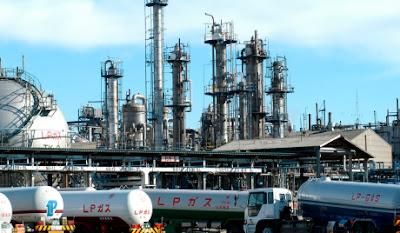 pengolahan minyak bumi di China