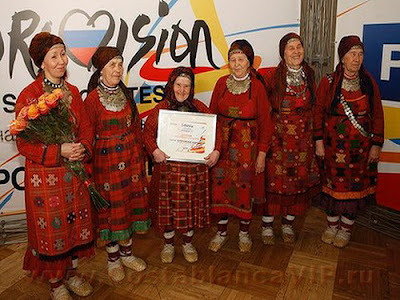 Eurovision, 2012, Baku, Бурановские бабушки, Евровидение, Party for Everybody, CostablancaVIP, Баку