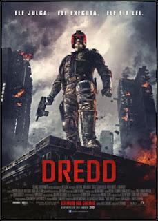 Dredd – BDRip AVI Dual Áudio