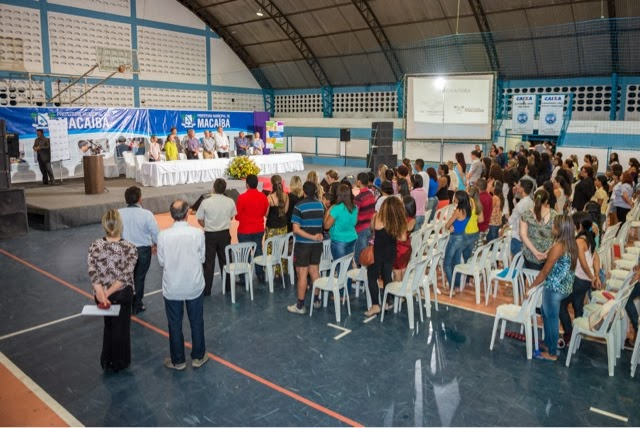 Macaíba:Senac forma novos profissionais pelo Pronatec