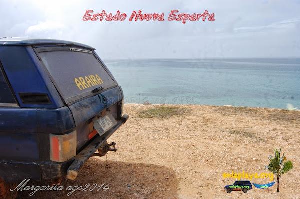 Playa VLR101 NE101, Estado Nueva Esparta, Macanao, 4x4