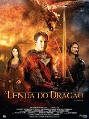 Filme Poster A Lenda do Dragão DVDRip XviD Dual Audio & RMVB Dublado