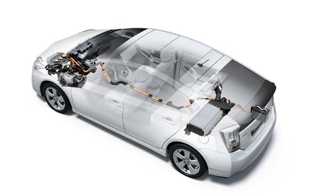 Hybrid Synergy Drive System
