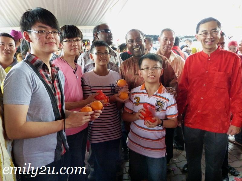 Perak Menteri Besar Open House