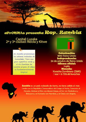 Africa, Zambia