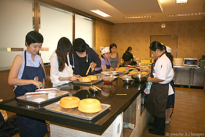 Christmas Giveaway Baking Course at The Global Culinary and Hospitality Academy