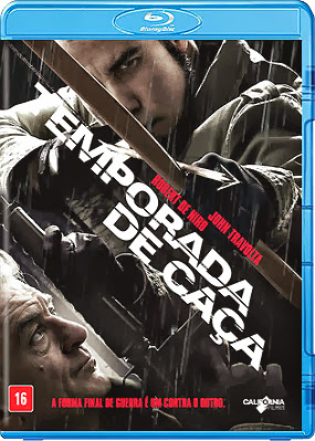 Filme Poster Temporada de Caça BDRip XviD Dual Audio & RMVB Dublado