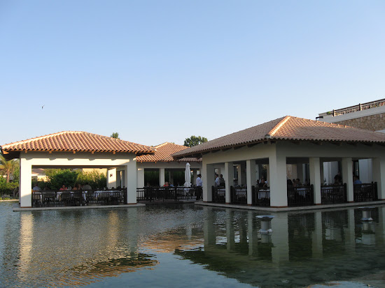 grecotel kos imperial - budynek główny