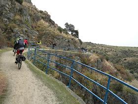 Ruta de Puentes, Molinos y Batanes. Octubre 2012