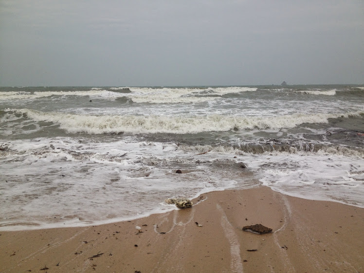Волны на Самуи