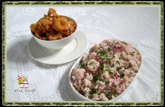 Lula empanada e arroz de lula 1