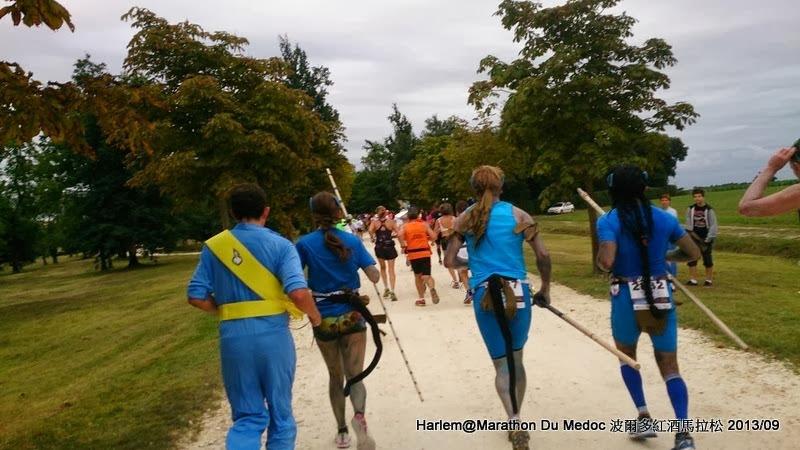 法國波爾多紅酒馬拉松 Marathon du Médoc