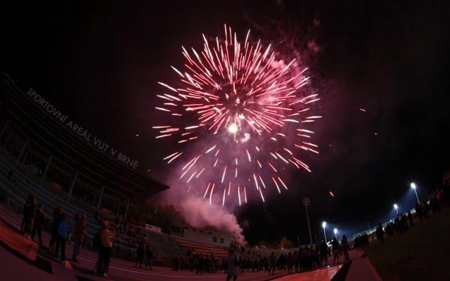 Fotky z roku 2011 - Ohňostroj