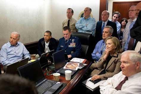 Captura al terrorista Osama Bin Laden