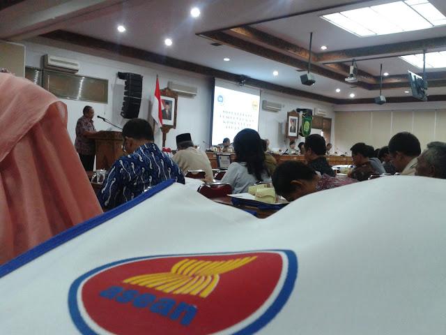 Sambutan dari Bapak Dr. H. Sumarno (Wakil Bupati Bantul)