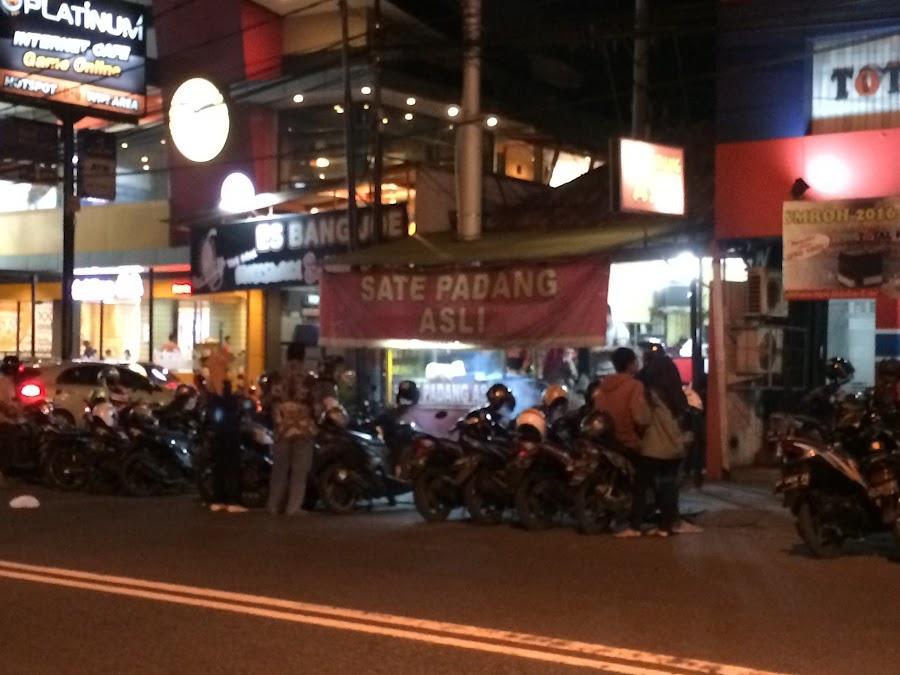 Sate Padang Asli
