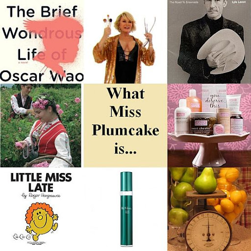 What Miss Plumcake Is Image
