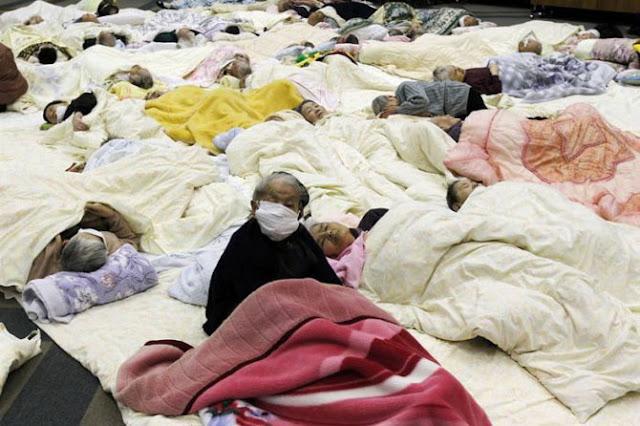 Tsunami – Japão 2011 - As melhores imagens da tragedia... Fotos-do-japao-23