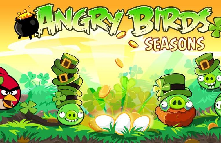 Angry birds seasons game download for android