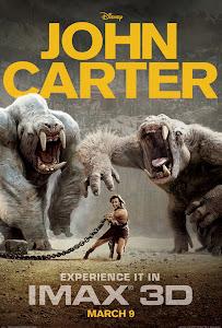 Người Hùng Sao Hỏa - John Carter poster