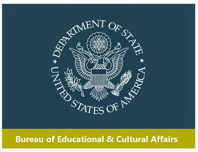 US Department of State: Bureau of Educational and Cultural Affairs. #WHTravelBloggers #StudyAbroadBecause.