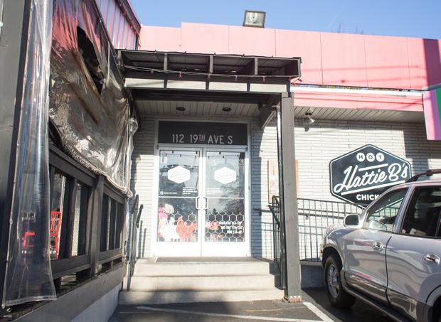 Hattie B's Hot Chicken (Nashville)