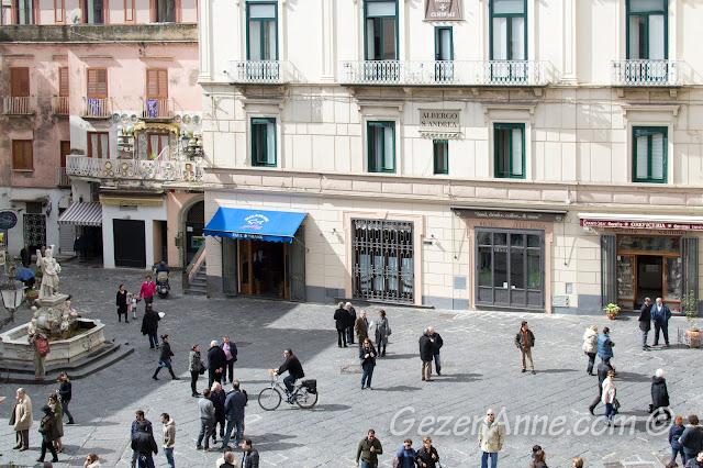 Duomo meydanı, Amalfi