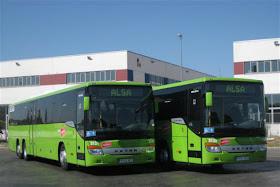 Nueva terminal de autobuses interurbanos de Alcalá de Henares
