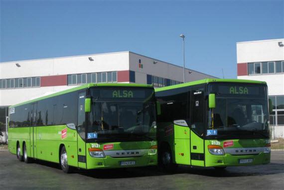 Nueva línea circular urbana 5 de autobuses en Torrejón de Ardoz
