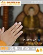Phật Pháp Vấn Đáp Kỳ 19