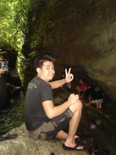 gallardomark @ matutinao river