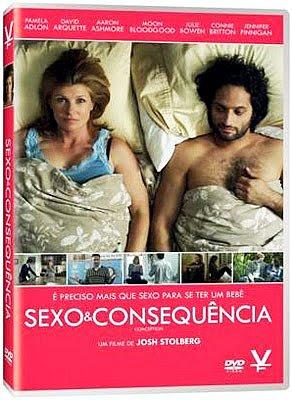 Filme Poster Sexo e Consequência DVDRip XviD Dual Audio & RMVB Dublado