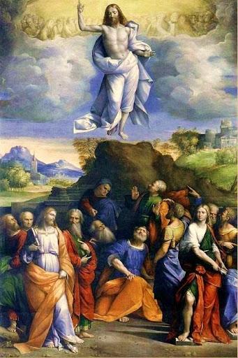 Chúa Giê su lên trời
