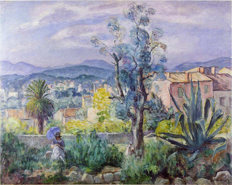 Henri Lebasque - Le Cannet