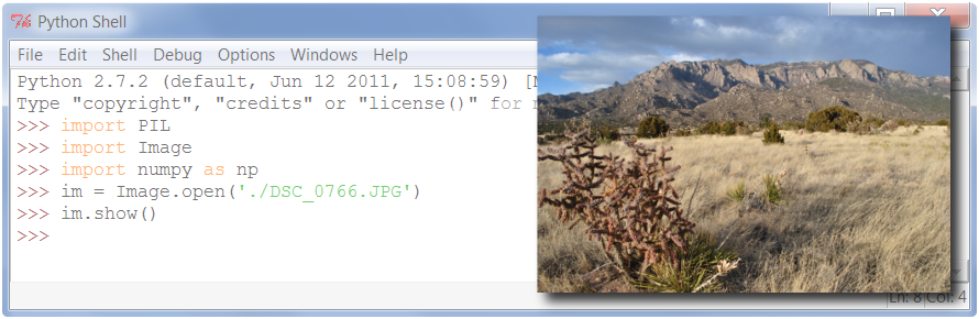 Python for Photographers: Image Stacking: Averaging