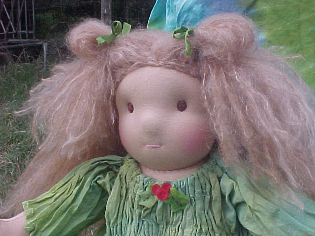 "18"" Custom Waldorf Doll"