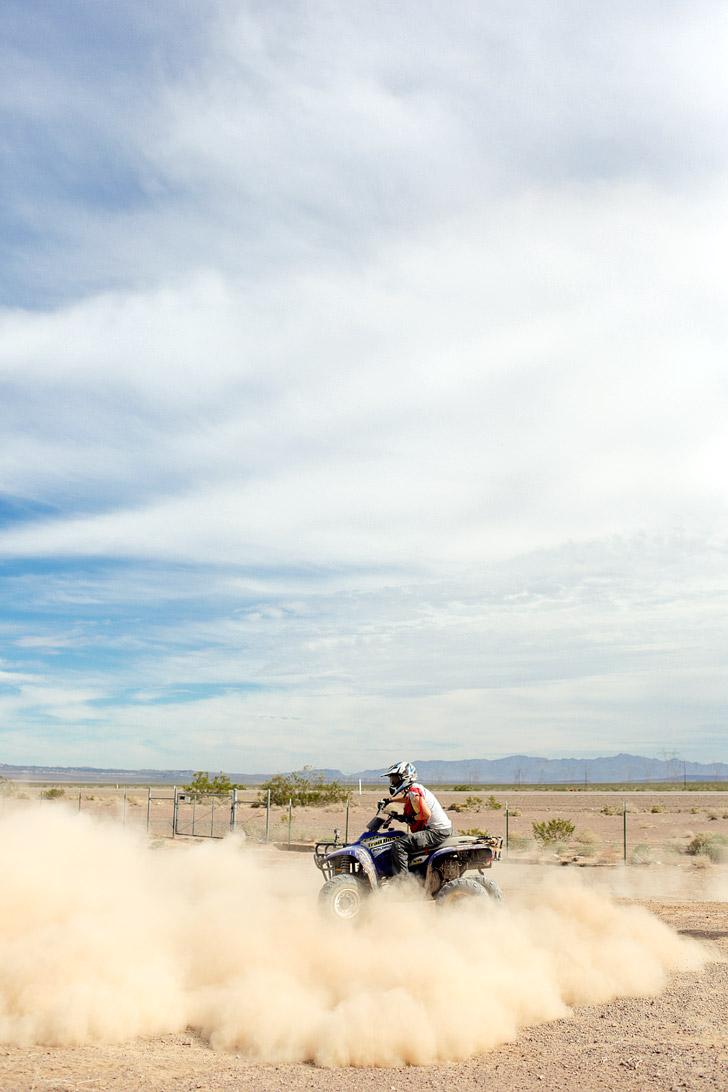 ATV Tours with DeTour Vegas //  What to do in Las Vegas Today.