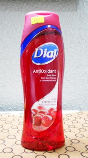 Sữa tắm Dial antioxidant