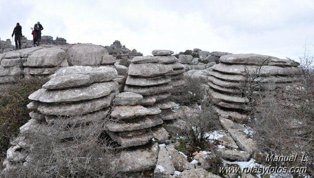 VI Travesía del Jurásico (Torcal de Antequera)