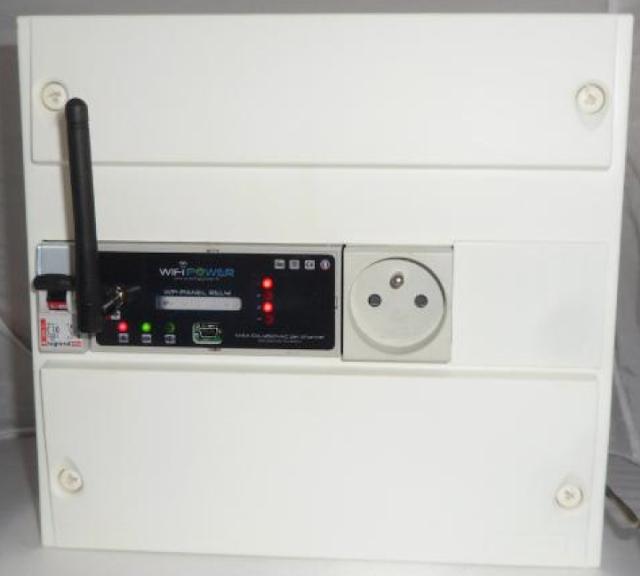 Une carte WifiPower pour gérer le fil pilote de vos radiateurs