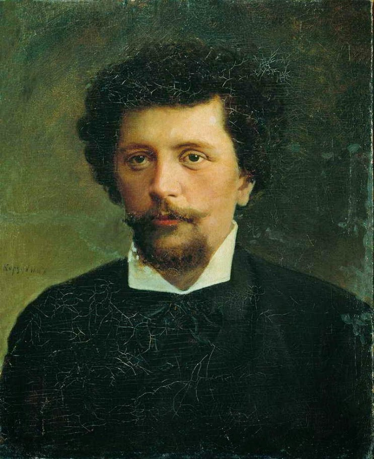 Alexey Korzukhin - Portrait of the R.G. Sudkovskiy