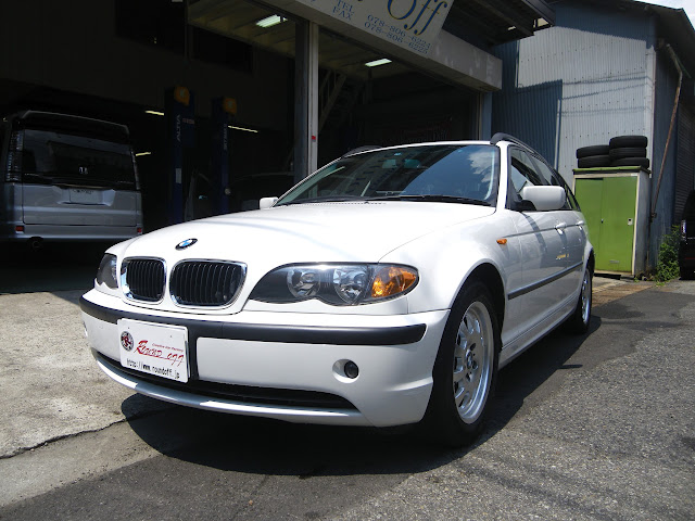 BMW E46 318iツーリング 中古車