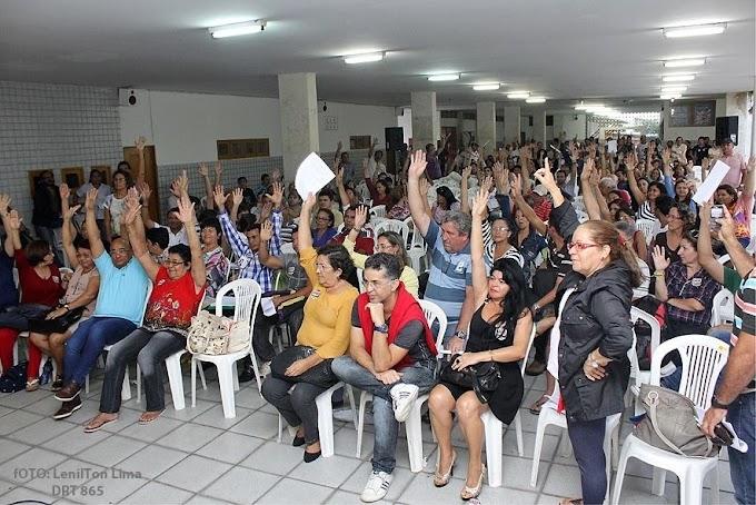 Vitória do entendimento: Negociação entre sindicalistas e Governo do RN coloca fim a greve dos professores