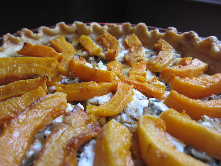 Butternut Bliss Pie
