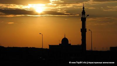 Мечеть в Египте by TripBY.info