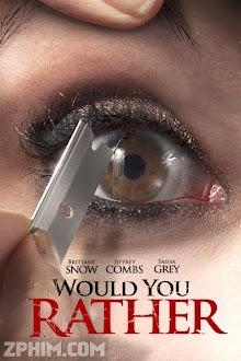 Trò Chơi Chết Chóc - Would You Rather (2012) Poster